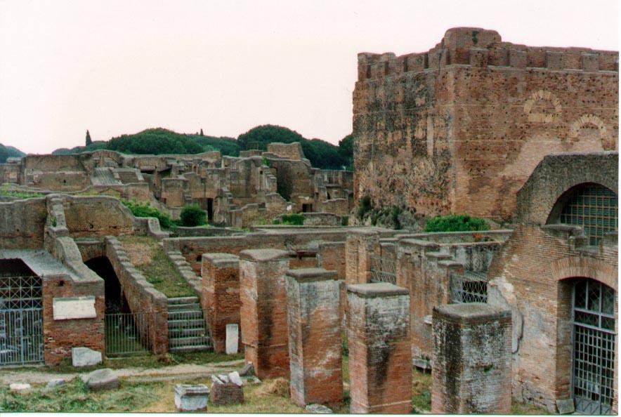 Ostia Antica Italy  City new picture : Viaje Ostia Antigua Italia